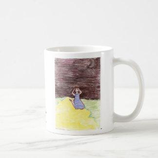 A loucura de Dorothy por Adam Ditchbu… Caneca De Café