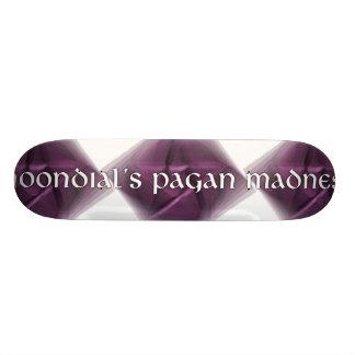 A loucura pagã de Moondial Skate