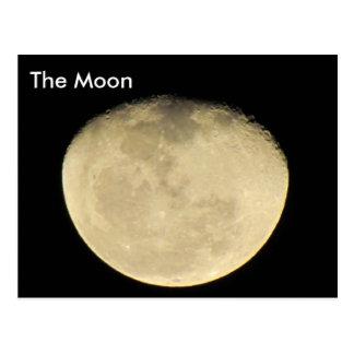A lua # 3 - aprendendo o cartão