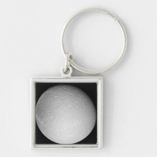 A lua Dione de Saturn Chaveiro