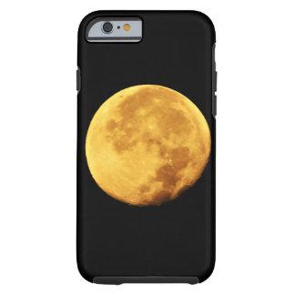 À lua e à capa de telefone esperta traseira
