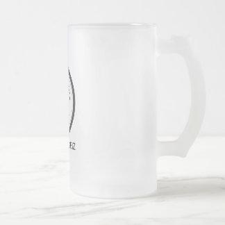 A&M cultiva o fosco caneca do vidro de fosco de 16