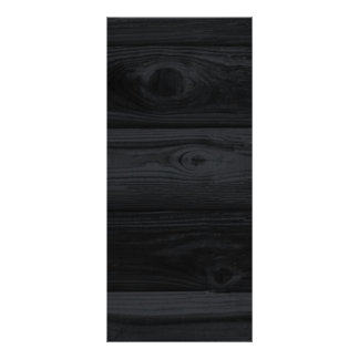 A MADEIRA PRETA LISTRA O MODELO DO PAPEL DE PAREDE 10.16 X 22.86CM PANFLETO