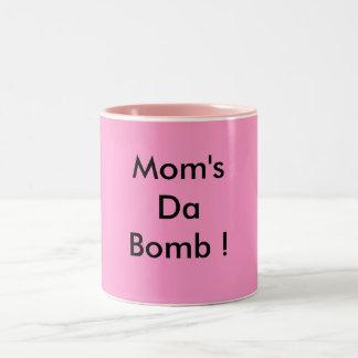 A mãe a Dinamarca bombardeia! Canecas