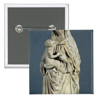 A mãe do deus com o cristo infantil, 1470 boton