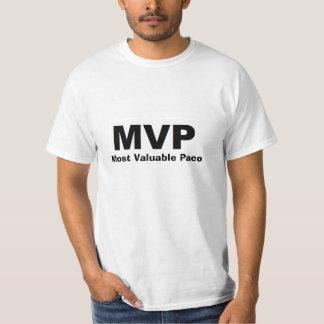 A maioria de camisa valiosa de Paco Tshirt