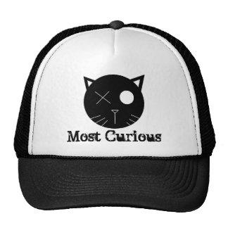 A maioria de chapéu curioso bone