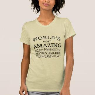 A maioria de professor surpreendente da física t-shirt