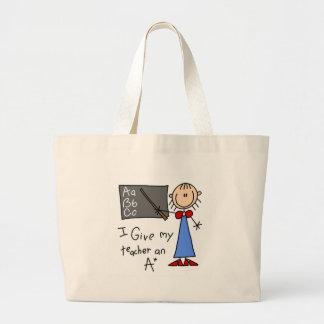 A mais o professor bolsas para compras