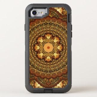 A mandala do laboratório dos astrólogo capa para iPhone 8/7 OtterBox defender