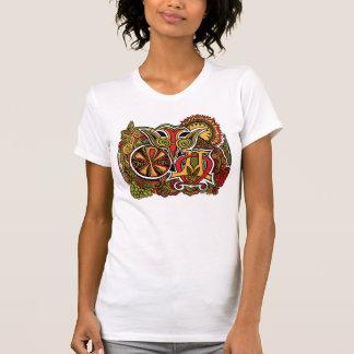 A maneira abençoada t-shirts