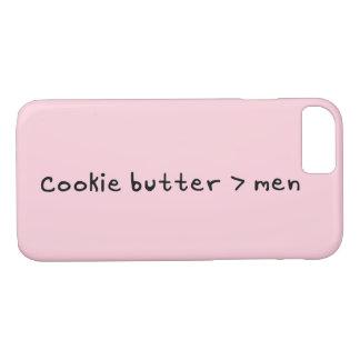 A manteiga do biscoito é melhores capas de iphone