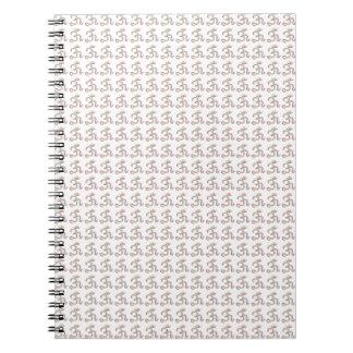 a mantra do OM projeta o teste padrão 2016 Caderno Espiral