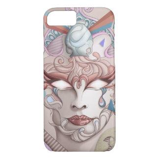 A máscara de Pandora Capa iPhone 7