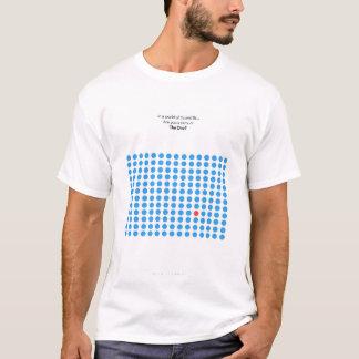 A matriz camiseta