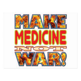 A medicina faz X Cartão Postal