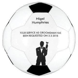 A melhor bola de futebol do homem ou do padrinho