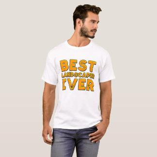 A melhor camisa do landscaper nunca