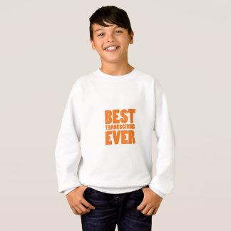 A melhor camisa do presente da acção de graças