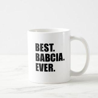 A melhor caneca de Bacia nunca