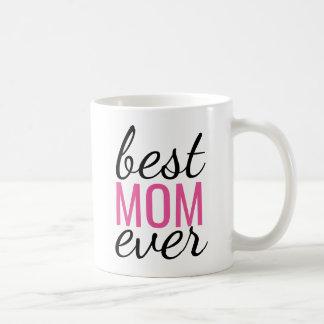 A melhor caneca de café da mamã nunca