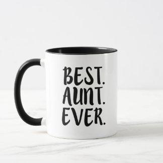 A melhor caneca de café da tia Nunca Engraçado