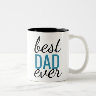 A melhor caneca de café do pai nunca