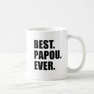 A melhor caneca de Papou nunca