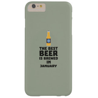 A melhor cerveja é em maio Z96o7 fabricado cerveja Capas iPhone 6 Plus Barely There