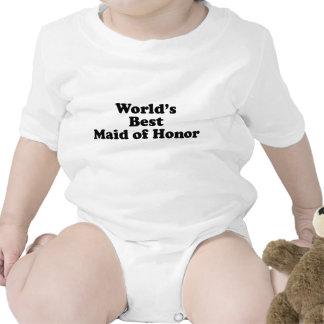 A melhor madrinha de casamento do mundo macacãozinho para bebês