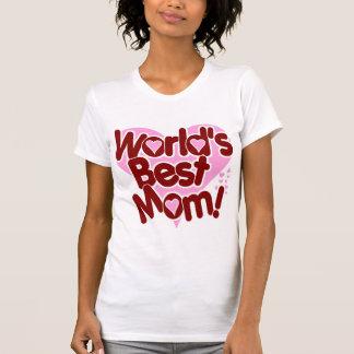 A MELHOR mamã do mundo Camiseta