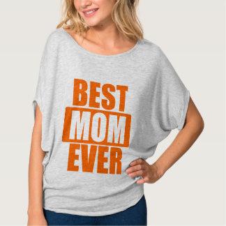 A melhor MAMÃ nunca! Camiseta