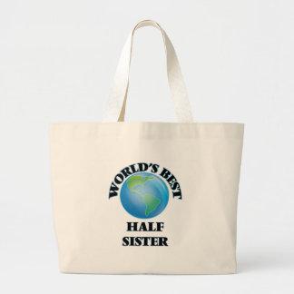 A melhor metade do mundo - irmã bolsas para compras
