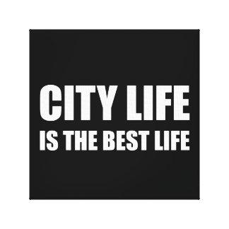 A melhor vida da vida urbana