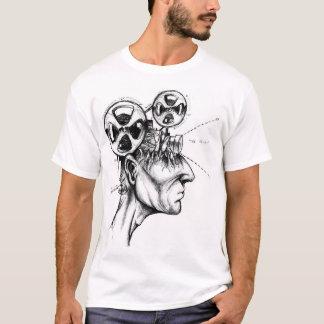 a memória camiseta