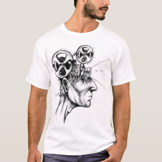 a memória tshirts