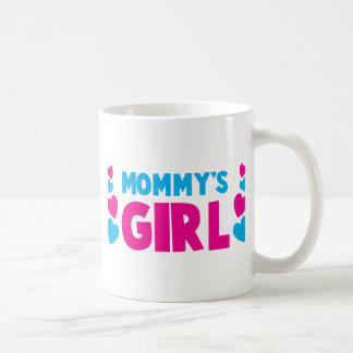 A menina da mamã caneca