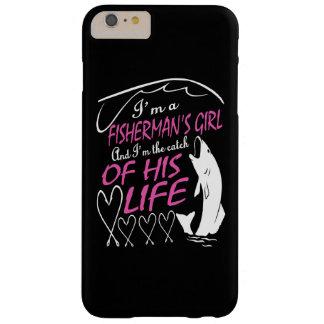 A menina do pescador capas iPhone 6 plus barely there