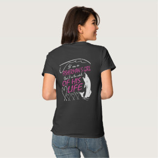 A menina do pescador t-shirts