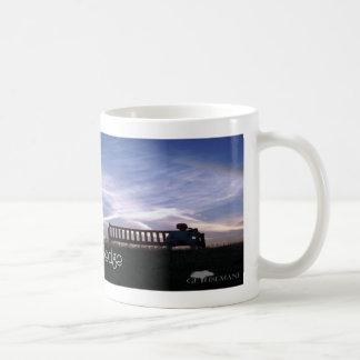 A mente não tem nenhum limite caneca de café