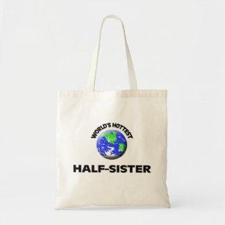 A metade a mais quente do mundo - irmã sacola tote budget