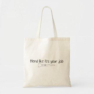 A mistura como ela é seu bolsa pequeno do trabalho
