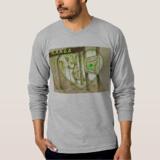 A montagem Gravatt dos caçadores da tempestade do Camiseta