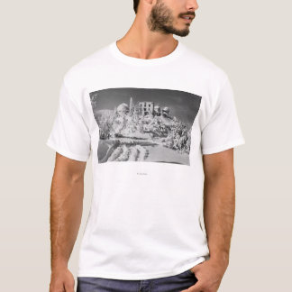 A montagem Hamilton, Califórnia lambe o Camiseta