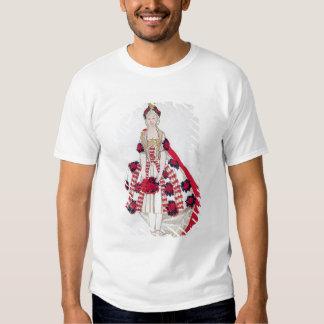 A Montanha-Cinza feericamente, da Bela Adormecida, Camiseta