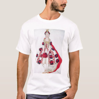 A Montanha-Cinza feericamente, da Bela Adormecida, T-shirt