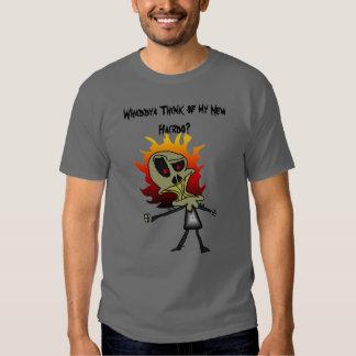 A morte obtem 'um Doo novo T-shirt