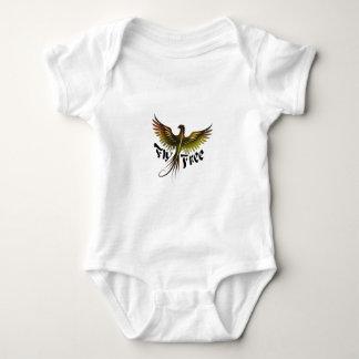 A mosca livra body para bebê