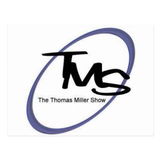 A mostra de Thomas Miller Cartão Postal