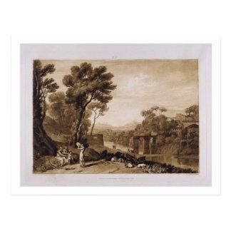 A mulher e o pandeiro, gravados pela volta de cartão postal